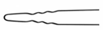 Шпильки Comair толстые, черные, d 75 mm, (уп/ 50 шт) | Venko