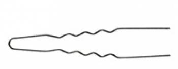 Шпильки Comair тонкие, черные, d 65 mm, (уп/ 50 уп/)