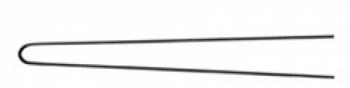Шпильки Comair черные, d 65 mm, (уп/ 50 шт) | Venko