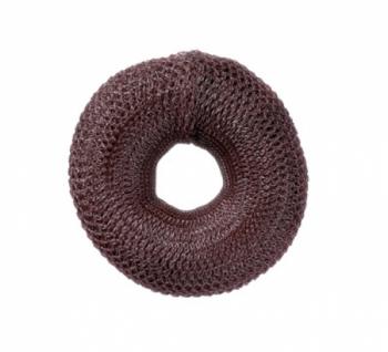 Валик для прически Comair, нейлон, коричневый, d 8 см