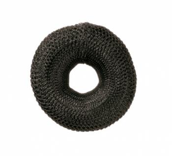 Валик для прически Comair, нейлон, черный, d 8 см