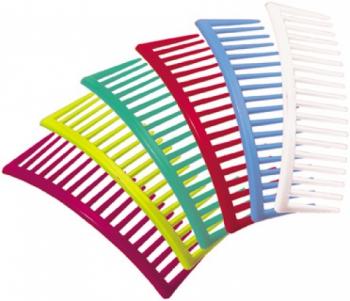 Гребешки Comair Wasserwell разноцветные, 12 шт | Venko