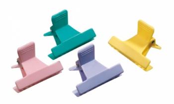 Зажим Comair пластмасовые, разноцветные, (уп. 12 шт.) | Venko
