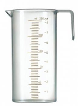 Мерный стаканчик Comair прозрачный 250мл