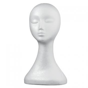 Муляж пенопластовый Comair Lady, белый