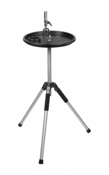 Телескопическая стойка Comair DELUX для тренировочной головы с подставкой для аксессуаров | Venko