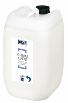 Крем-проявитель Comair для щадящего колорирования и осветления Cream Oxide 12.0 5000 мл | Venko