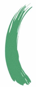 Тушь для волос Comair Hair Mascara, 16 мл зелёная | Venko