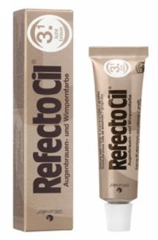 Краска для бровей и ресниц Comair RefectoCil , 15 мл, светло-коричневая | Venko