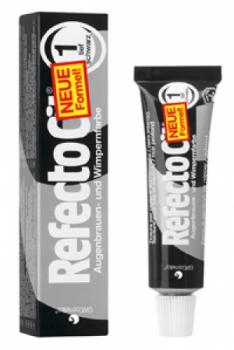 Краска для бровей и ресниц Comair RefectoCil , 15 мл, черная | Venko