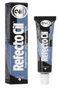 Краска для бровей и ресниц Comair RefectoCil , 15 мл, черно-синяя   Venko