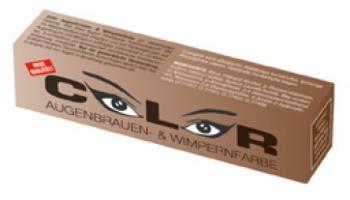Краска для бровей и ресниц Comair Color , 15 мл, коричневая | Venko