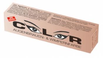 Краска для бровей и ресниц Comair Color , 15 мл, светло-коричневая