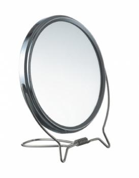 Зеркало косметическое Comair , двухстороннее, d 13 см, 3-кратное увеличение
