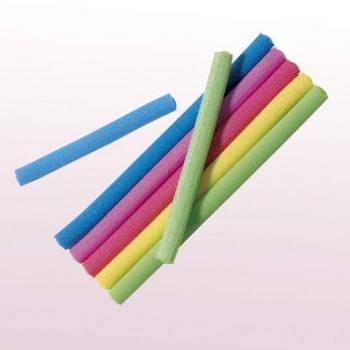 Бигуди Comair Soft roller разноцветные (уп/5 шт), длина 12 см | Venko