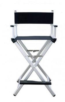 Профессиональный стул для макияжа PS-CH01L (серебро) | Venko