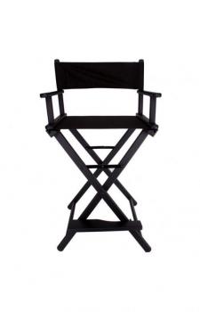 Профессиональный стул для макияжа PS-CH01L (черный) | Venko
