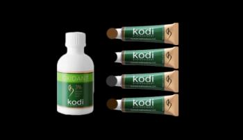 Набор для окрашивания бровей и ресниц Kodi