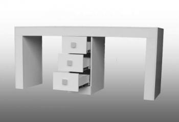 Маникюрный стол 111 Prestige | Venko