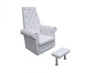 Педикюрное кресло Трон Ice Queen | Venko