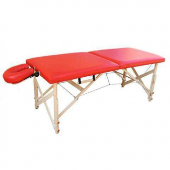 Складной массажный стол БМС Эконом без подлокотников | Venko