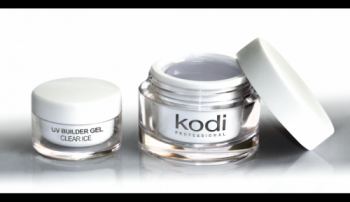Прозрачный конструирующий гель Kodi UV Builder Gel Clear ice 14мл | Venko