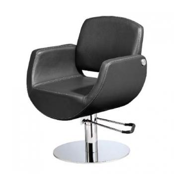 Парикмахерское кресло Comair Zurich черное   Venko