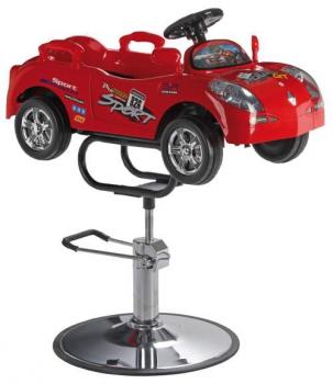 Детское кресло Comair для парикмахерских Car