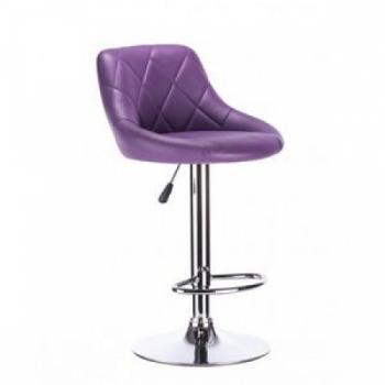 Стул барный хокер HC-1054 фиолетовый | Venko