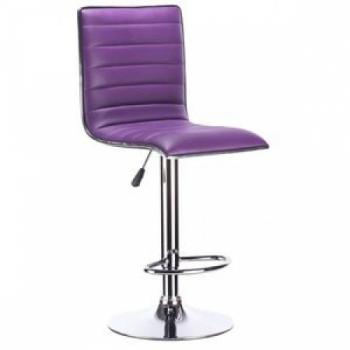 Стул барный хокер HC-1156 фиолетовый | Venko
