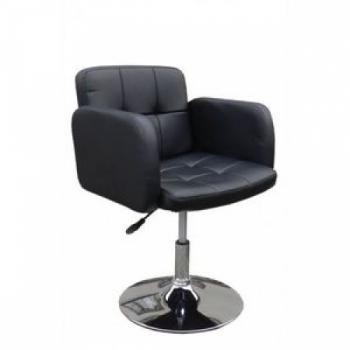 Парикмахерское кресло HC-1118 черное | Venko