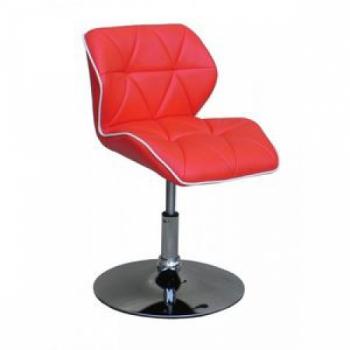 Кресло косметическое HC1062N красное | Venko