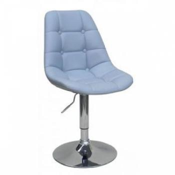 Кресло косметическое HC-1801N серое   Venko