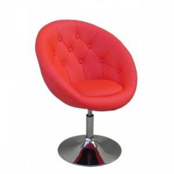 Парикмахерское кресло HC-8516 красное | Venko