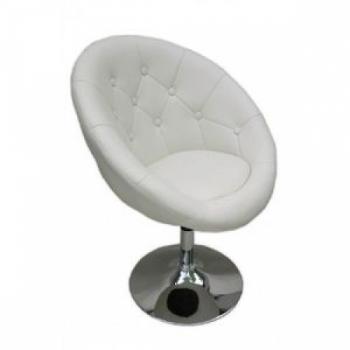 Парикмахерское кресло HC-8516 кремовое | Venko