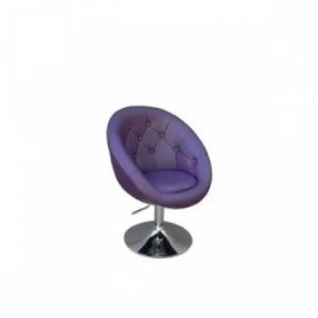 Парикмахерское кресло HC-8516 фиолетовое | Venko