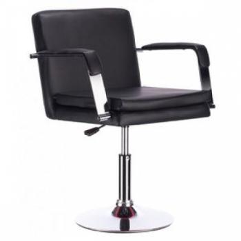 Парикмахерское кресло HC11016 черное | Venko
