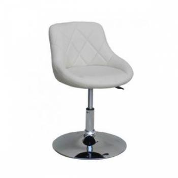 Кресло косметическое HC1054N кремовое | Venko