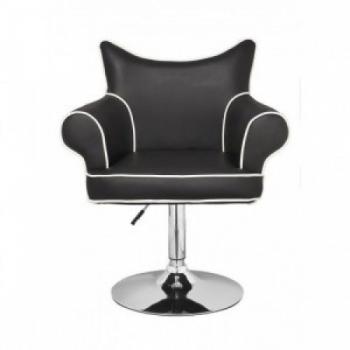 Парикмахерское кресло HC332 черное | Venko