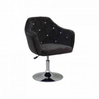 Парикмахерское кресло HC830 коричневое | Venko