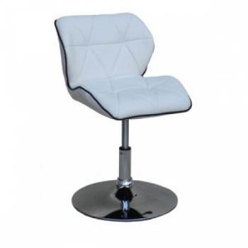 Кресло косметическое HC1062N белое   Venko