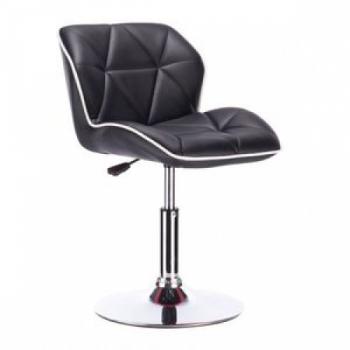 Кресло косметическое HC1062N ЧЕРНОЕ | Venko