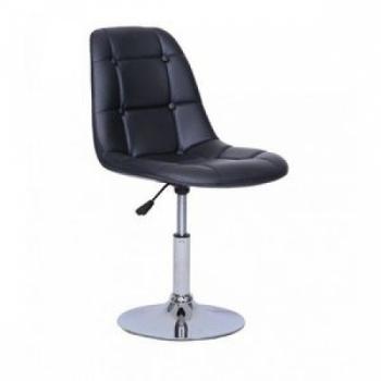 Кресло косметическое HC-1801N черное | Venko