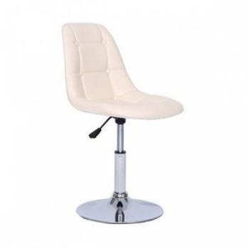 Кресло косметическое HC-1801N кремовое | Venko