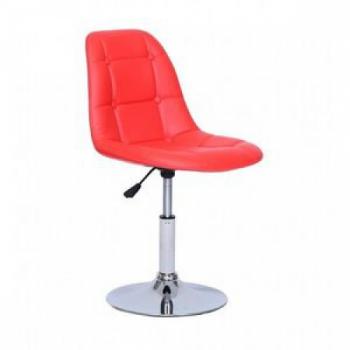 Кресло косметическое HC-1801N красное | Venko