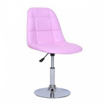 Кресло косметическое HC-1801N лавандовое | Venko