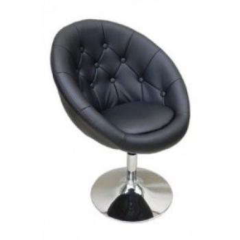 Парикмахерское кресло HC-8516 черное   Venko