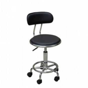 Косметическое кресло HC-8028 черное | Venko