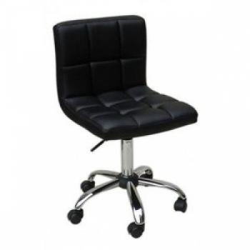 Косметичне крісло HC-8052K чорне | Venko