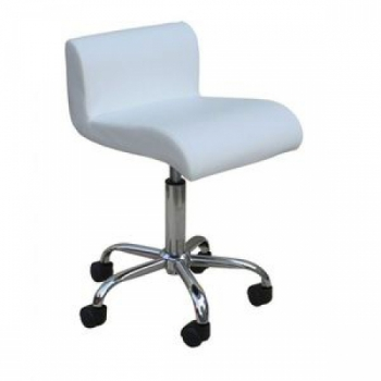 Косметическое кресло HC1069K белое   Venko